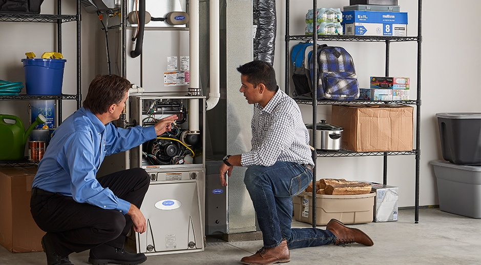 Furnace Installation Process From Start to Finish